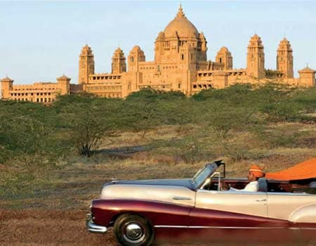 luxury private tours india