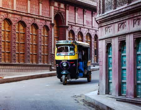 Days 10-11, Delhi - Northen India Tour