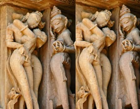 Days 6-7, KHAJURAHO - Northen India Tour