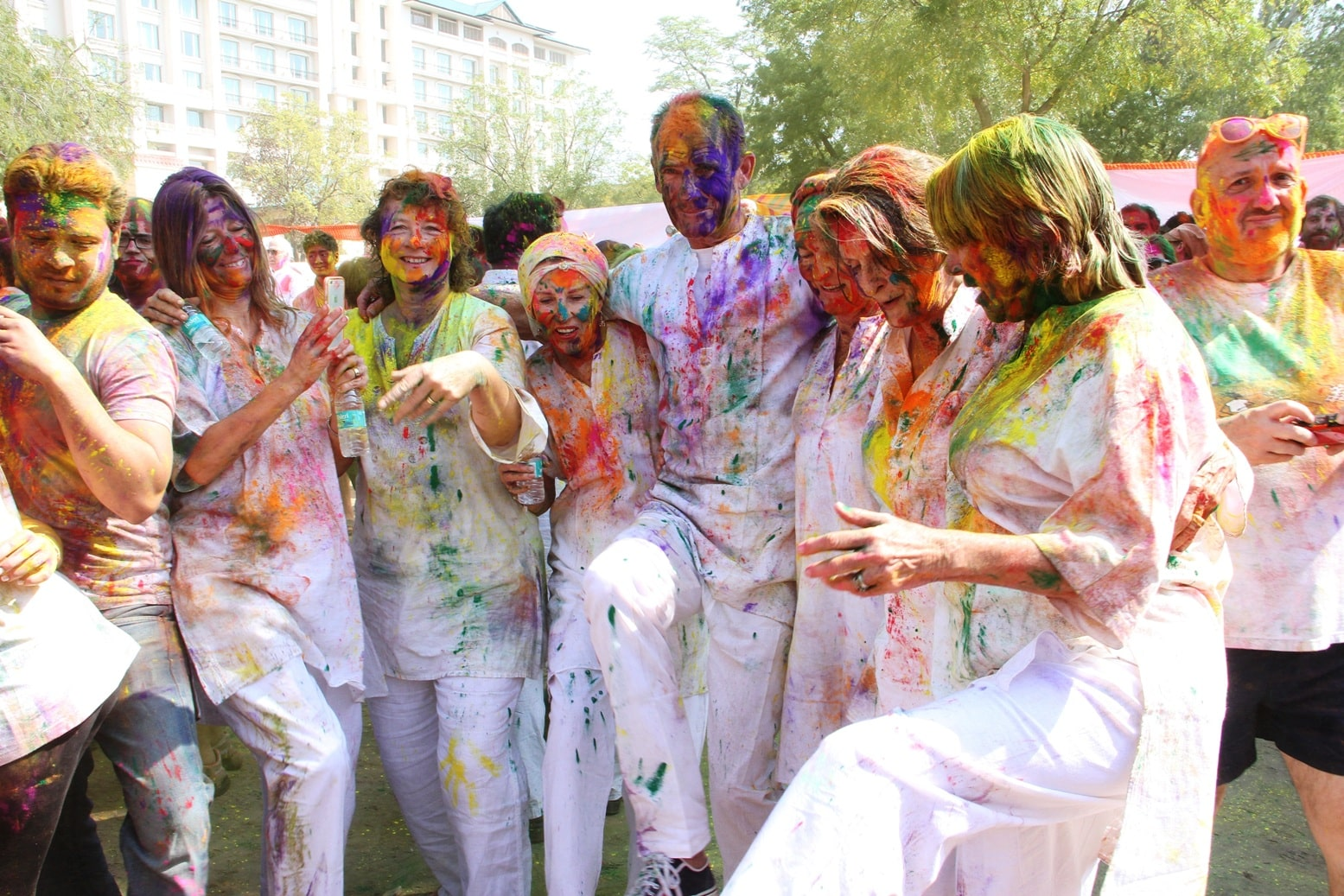 Jaipur, 5th best place to celebrate holi in India
