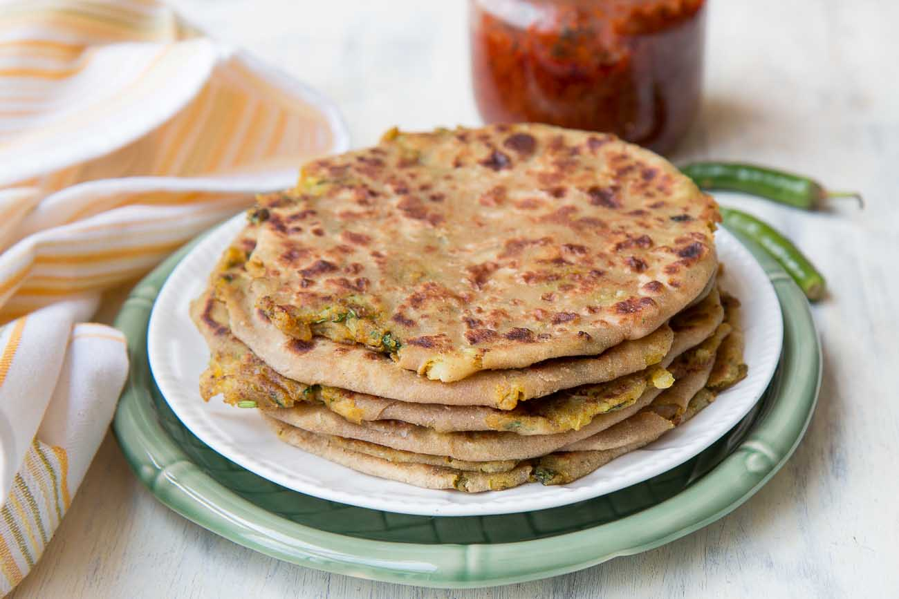 Parantha,, another best indian food recipe for breakfast