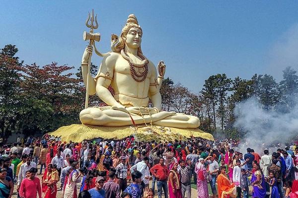 Maha shivratri festival in India