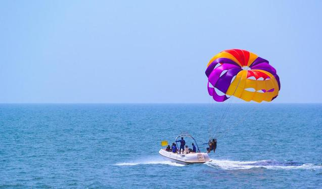 Best Adventure places in India, Goa