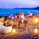 golden triangle with goa beach luxury tour package