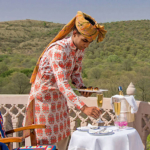 Oberoi Hotels golden triangle tour package