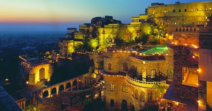 neemrana, top Places to visit in Rajasthan