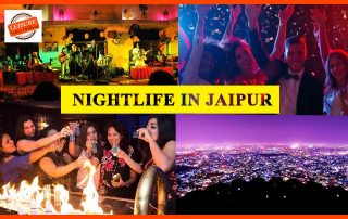 places to visit and things to do for nightlife in jaipur