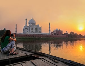 solo women tour package india