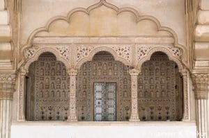 Diwan-i-Aam - Agra Fort