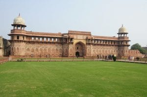 Places to Visit in Agra -Jahangiri Mahal - Agra Fort