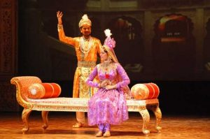 Places to Visit in Agra at Night -Mohabbat the Taj Dance and Drama Show