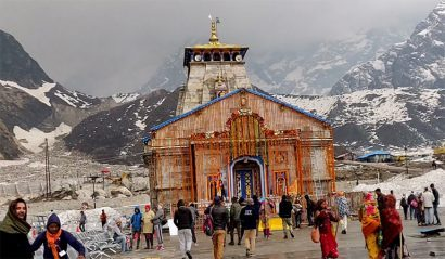 Do-Dham Yatra by Helicopter 2020