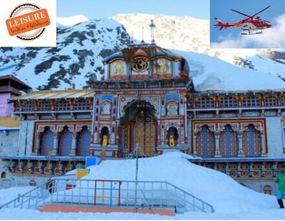 Badrinath Yatra By Helicopter